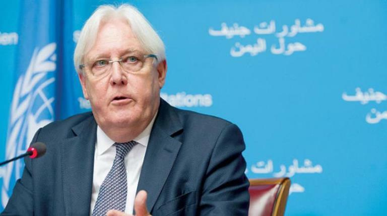 "UN Yemen envoy ""concerned"" by military escalation in Hudaydah"