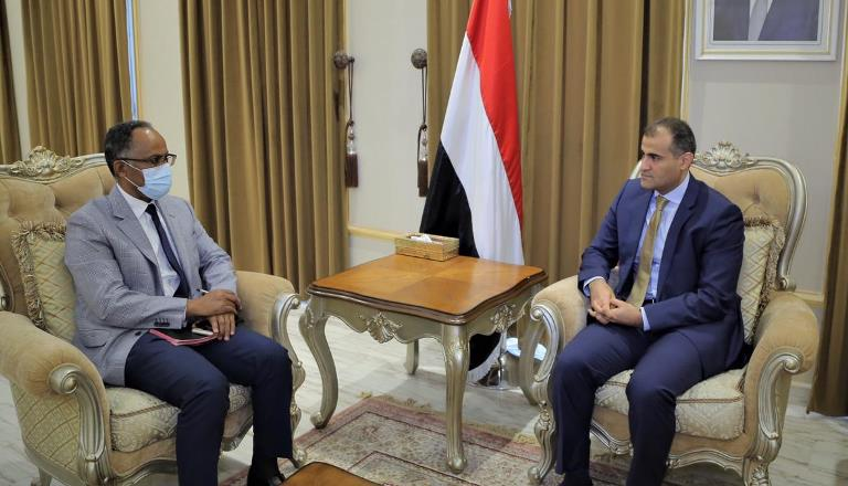 Yemeni Foreign Ministry Discuss with ICRC arrangements Prisoners Exchange